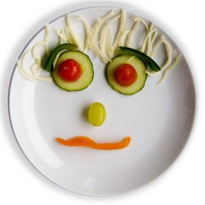 visage-légumes